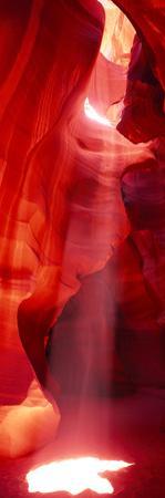 Rock Formations, Antelope Canyon, Page, Arizona, USA