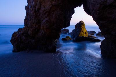 Rock Formations at El Matador State Beach-Ben Horton-Photographic Print