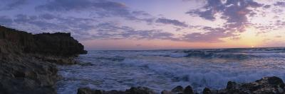 Rock Formations at the Coast, Blowing Rocks Preserve, Vero Beach, Florida, USA--Photographic Print