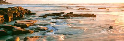 Rock Formations at Windansea Beach, La Jolla, San Diego, California, Usa--Photographic Print