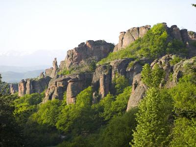 Rock Formations, Belogradchik, Bulgaria, Europe-Marco Cristofori-Photographic Print