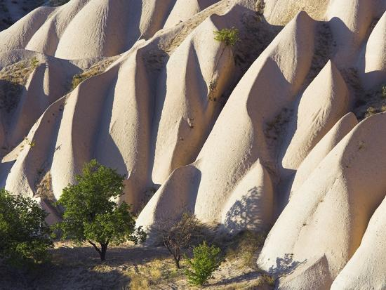Rock Formations in Goreme Valley-Frank Lukasseck-Photographic Print