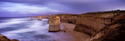 Rock Formations in the Sea, Twelve Apostles Sea Rocks, Great Ocean Road