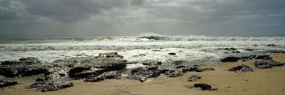 Rock Formations on the Beach, Jeffreys Bay, Eastern Cape, South Africa--Photographic Print