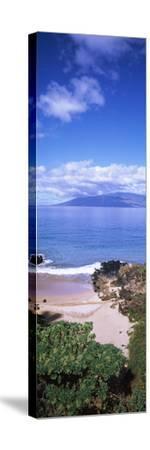 Rock Formations on the Beach, Wailea Beach, Maui, Hawaii, Usa