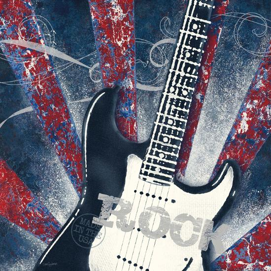 Rock Guitar-Morgan Yamada-Art Print