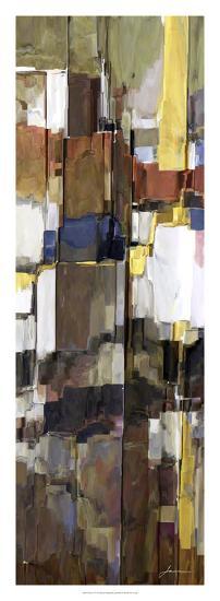 Rock I-James Burghardt-Giclee Print