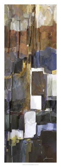 Rock II-James Burghardt-Giclee Print