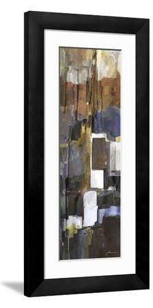 Rock II-James Burghardt-Framed Giclee Print