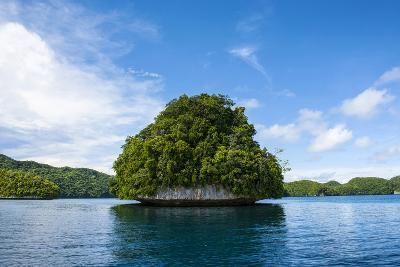 Rock Islands, Palau, Central Pacific-Michael Runkel-Photographic Print