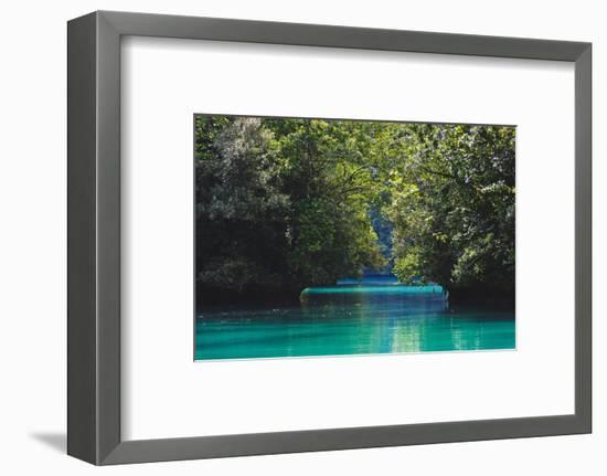 Rock Islands, Palau-Keren Su-Framed Photographic Print