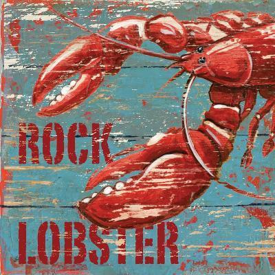 Rock Lobster-Gregory Gorham-Art Print