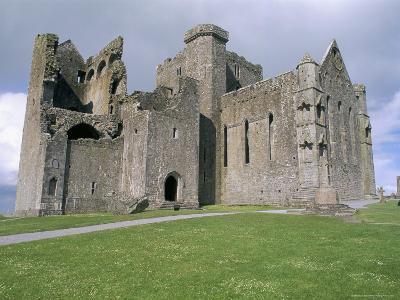 Rock of Cashel, Cashel, County Tipperary, Munster, Eire (Ireland)-Bruno Barbier-Photographic Print