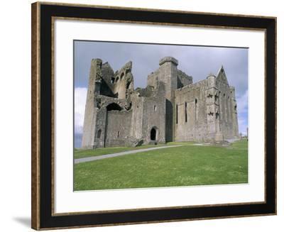 Rock of Cashel, Cashel, County Tipperary, Munster, Eire (Ireland)-Bruno Barbier-Framed Photographic Print