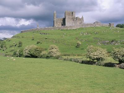 Rock of Cashel, Cashel, County Tipperary, Munster, Eire (Ireland)-Bruno Barbier-Photographic Print