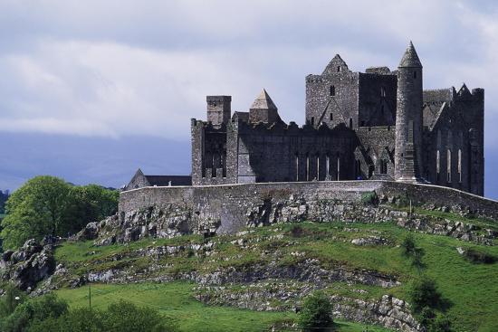 Rock of Cashel, County Tipperary, Ireland--Giclee Print