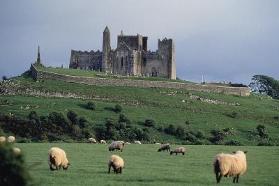 Rock of Cashel or St Patrick's Rock, County Tipperary, Ireland, 12th Century--Giclee Print