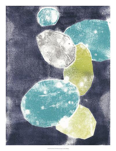 Rock Print II-Jennifer Goldberger-Art Print