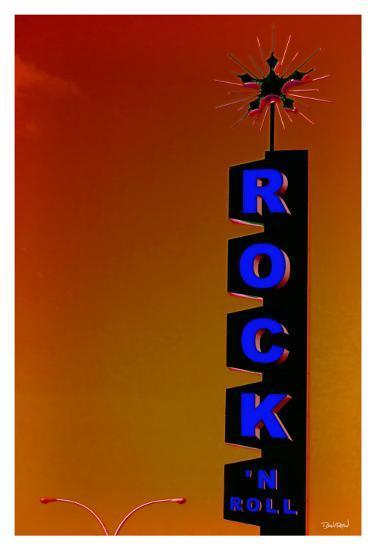 Rock-Pascal Normand-Art Print