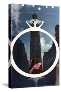 Rockefeller Center Reflection