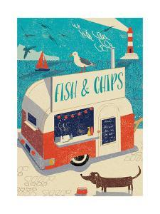 Fish and Chips by Rocket 68