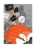 Dog and Squirrel-Rocket 68-Giclee Print