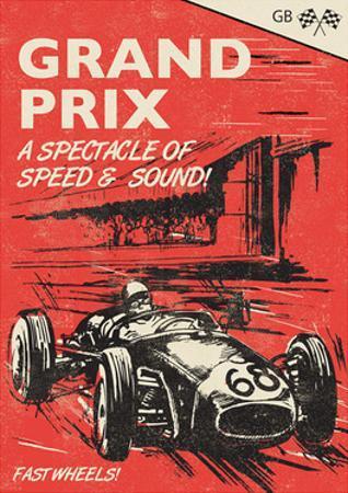 Grand Prix by Rocket 68