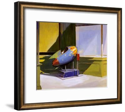 Rocket Ride-Morgan Carver-Framed Art Print