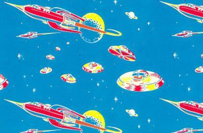 Rockets and Flying Saucers