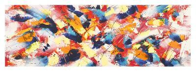 Rocking Waves-Bob Ferri-Giclee Print