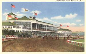 Rockingham Race Track, Salem, New Hampshire