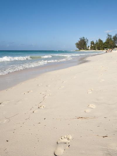Rockley Beach, Barbados, Windward Islands, West Indies, Caribbean, Central America-Michael DeFreitas-Photographic Print