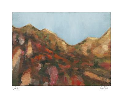 Rocks and Sky-Carl Stieger-Limited Edition