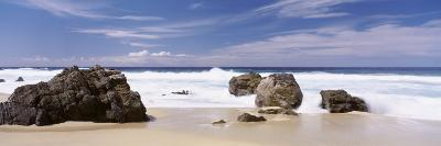 Rocks on the Beach, Big Sur Coast, Pacific Ocean, California, USA--Photographic Print