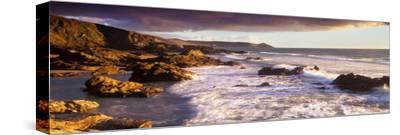 Rocks on the Beach, Whitsand Bay, Cornwall, England