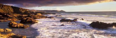 Rocks on the Beach, Whitsand Bay, Cornwall, England--Photographic Print