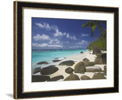 Rocks On Tropical Beach Seychelles Indian Ocean Africa Photographic Print By Papadopoulos Sakis Art Com