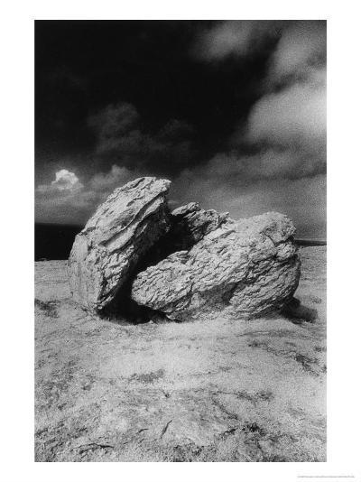Rocks, the Burren, County Clare, Ireland-Simon Marsden-Giclee Print