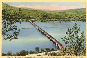 Rockville Bridge, Harrisburg