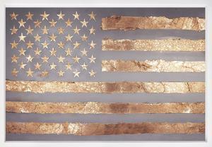 Rocky Freedom Framed Art