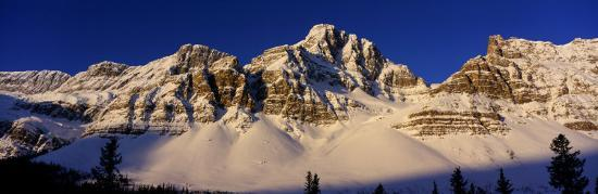 Rocky Mountains, Alberta, Canada--Photographic Print