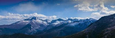 Rocky Mountains Range View from Trail Ridge Road, Rmnp, Colorado-Anna Miller-Photographic Print