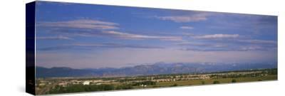 Rocky Mountains Thirty Miles Outside of Boulder , Colorado, USA