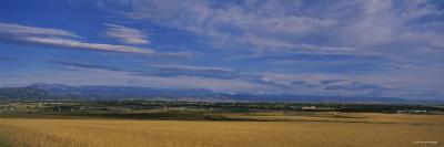 Rocky Mountains Thirty Miles Outside of Boulder , Colorado, USA--Photographic Print