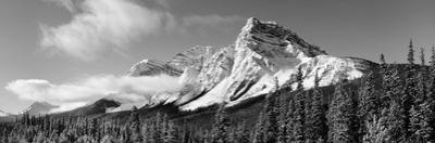 Rocky Mountains, Winter, Alberta, Canada