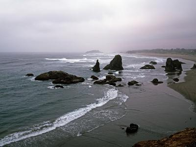 Rocky Oregon Coast-Carol Highsmith-Photo