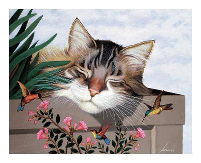 Rocky Selland-Lowell Herrero-Art Print