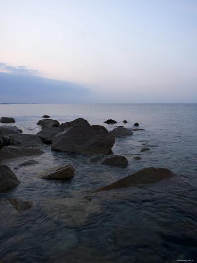 Rocky Shores I--Photo