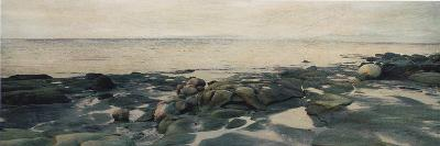 Rocky Shores II-Amy Melious-Premium Giclee Print