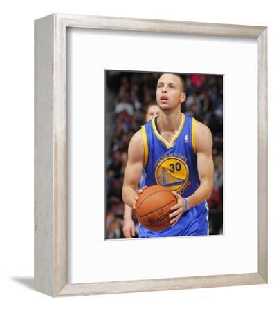 Feb 19, 2014, Golden State Warriors vs Sacramento Kings - Stephen Curry